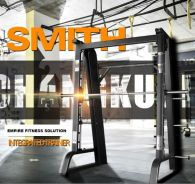 Smith Machine Grade A Commercial Gym Use 3D Smith