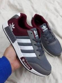 Sport grey maroon