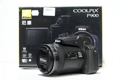 Nikon Coolpix P900 Digtal Camera