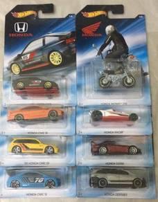 Hot Wheels Lot Honda