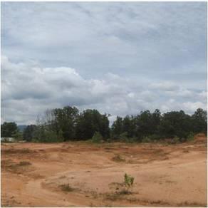Hulu Terengganu, Vacant land for residential use