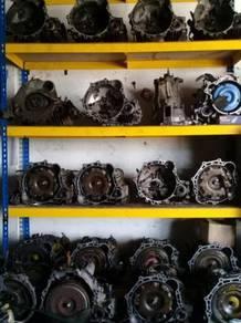 Proton perdana gearbox waranty 6 bulan