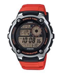 CASIO STANDARD AE-2100W-4AV Digital Watch