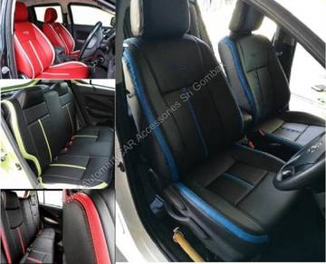 Satria LEC Seat Cover Sport Series (ALL IN)