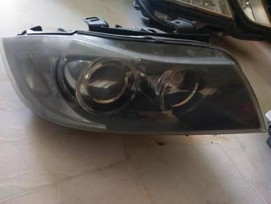BMW e90 original head lamp