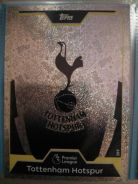 Match Attax PL 2018 Spurs Club Badge