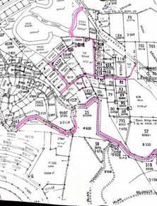 Jalan Kota Bukit Ledang, KL ( Vacant Bungalow land )