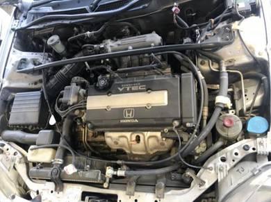 Halfcut eg2 b16a vtec auto