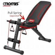 Upgraded Version Gym Fitness Sit Up Bench Chair