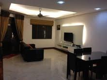 Kampung warisan condominium partly furnished jalan jelatek kl city