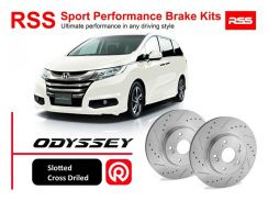 Honda Odyssey 2.4 RC RSS Sport Disc Brake Pad Kits