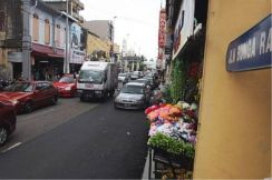 [Must View] Tourist Location at Melaka Jalan Bunga Raya