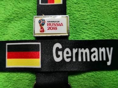 Tali Tag Piala Dunia 2018 - Jerman