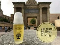 Argan oil 100% pure organic