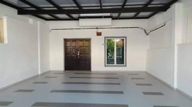 Nice Fully Extend Double Storey Taman Bukt Katil Indah Semabok Melaka