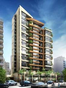 Cheras Taman Midah New Freehold Condo walk to MRT, 100% loan