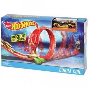 Hot Wheels Cobra Coil Track