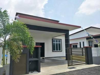 Single storey bungalow seremban senawang 50x90