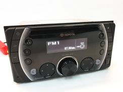 GENUINE TOYOTA Double Din CD USB Player