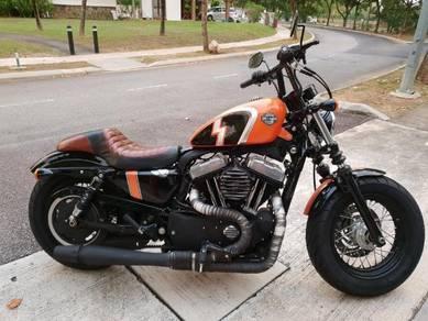 Harley davidson forty eight 48
