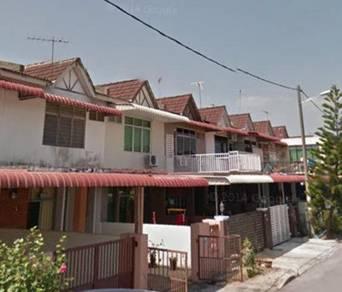 Taman Desa Murni Double Storey Terrace 880sqft