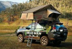 Ironman camping roof top tent