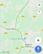 ROAD SIDE near Segamat Town Freehold 712 acre Oil Palm
