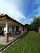Under market value! Bungalow Tanah Luas Desa Aman Kulim