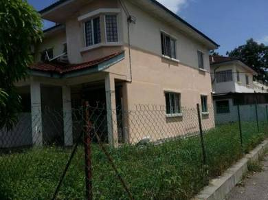 [Extra Land] 2 Storey House Taman Alam Jaya, Puncak Alam End Lot
