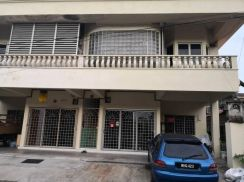 Kepong Ulu Townhouse for Rent , Available