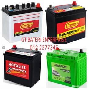 Car Battery Bateri NS40 Kancil Myvi Axia Atos