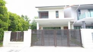 Double Storey Corner Lot Damai Impian, Alam Damai Cheras, KL