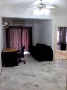 Quiet Low Density Ria Apartment Kepong Sungai Buloh