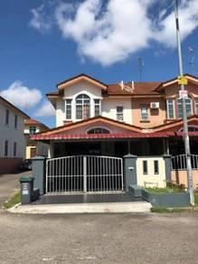 Taman Bestari Indah Puteri Wangsa Pelangi Indah Ulu Tiram - full loan