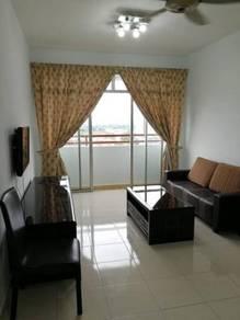 Fair View Apartment (FF) For Rent At Permas Jaya/Masai