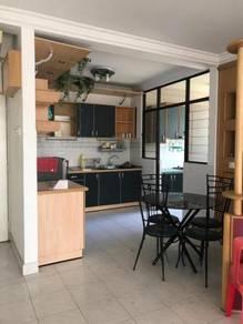 Pantai Apartment , Duplex 1400sf , Full Furnished