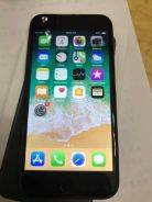 Apple iPhone 7 128GB Matte Black Very Clean