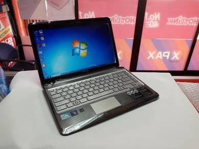 Laptop - toshiba - protege - T230