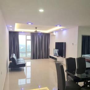 Pandan residence Rumah sewa murah 2 bed Fully Below market Nice unit
