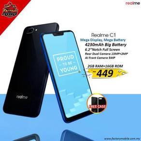 Realme C1[ 2+16GB ] New Original MY