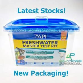 API Freshwater Master Test Kit Aquarium Aquaponics
