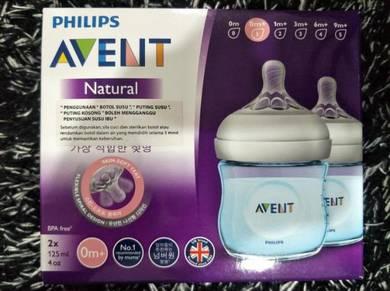 Philips Avent 2 x 125ml Feeding Bottles