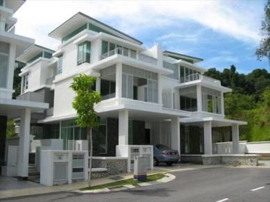 [Whybuycondo?] Freehold 3storey terrace villa 0%d/p Bukit jalil