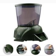 Used Automatic Fish Feeds Dispenser