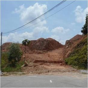 Residential land in sg merab - sepang, selangor (DC10045675)