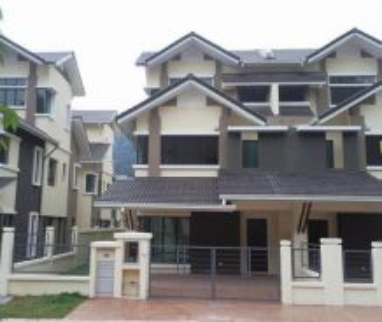 Ampang [Corner Lot Bank Lellong] 2 storey 24x90 Renovated Bumi Lot
