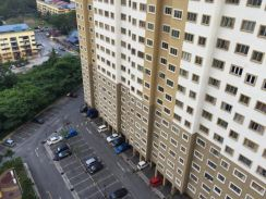 [Cheap] Putra Suria Residensi Apartment Near LRT Cheras