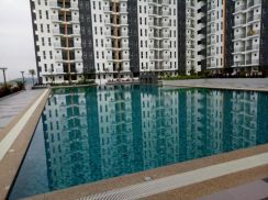 Semenyih Rinching, Ascotte Boulevard apartment -semi furniture