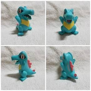 Authentic Pokemon Hard Toy - Totodile