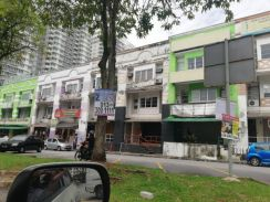 Wangsa Maju Shop Office, easy parking